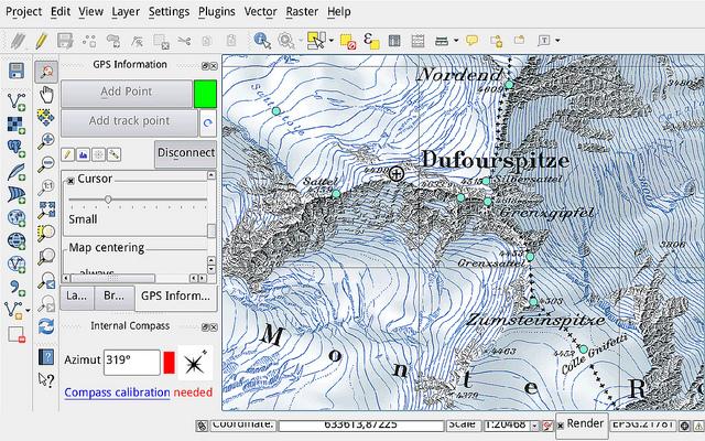 Intro to QGIS: Make a Map